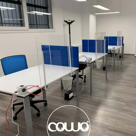 Coworking Space in Milano Crescenzago Palmanova